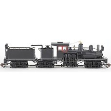 Локомотив 38T Shay Painted.Unlet Blk/Red, размер Large