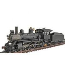 Локомотив 4-4-0 Painted.Unlet W/Steel Ca, размер HO